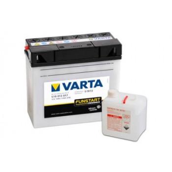Мото аккумулятор Varta 519013017