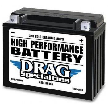 Мото аккумулятор DRAG SPEC YTX24HL