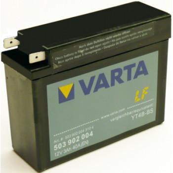 Мото аккумулятор Varta 512011012