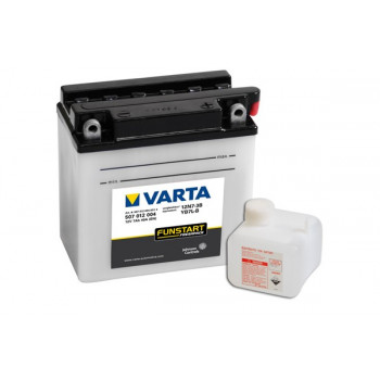 Мото аккумулятор Varta 507012004 FS