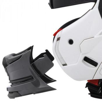 фото 2 Мотошлемы Шлем CABERG HYPERX MOD White-Anthracite M