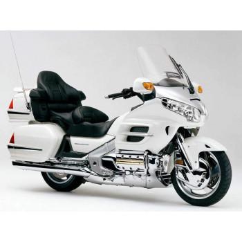 фото 2 Ветровые стекла для мотоциклов (cпойлеры) Ветровое стекло GIVI D319ST на HONDA GOLD WING 1800  01-09г