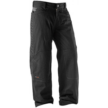 Мотоджинсы Icon INSULATED Black 32