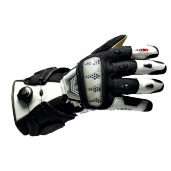 Мотоперчатки Knox Hand Armour Biomech Black XS