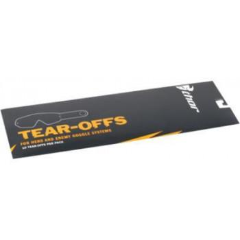 Сменные пленки для мотоочков Thor TEAROFFS 10PK 2602-0148