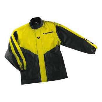 Мото дождевик куртка Ixon Neon (E5106H) Black-Yellow M