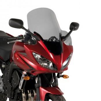 фото 1 Ветровые стекла для мотоциклов (cпойлеры) Ветровое стекло GIVI 440D YAMAHA FAZER 600 07