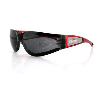 Очки Bobster SHIELD II RED FRAME SMOKED LENS