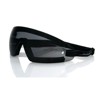 Очки Bobster WRAP AROUNDSMOKED LENS Black BW201
