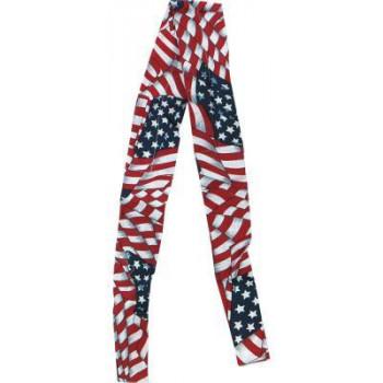 Повязка Zanheadgear COOLDANNA, Wavy American Flag