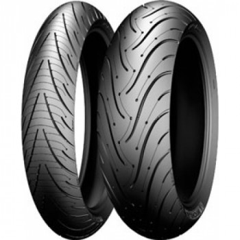 Мотошины Michelin Pilot Road 3 120/70 ZR17 58W
