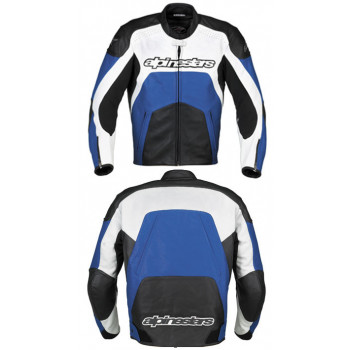 фото 2 Мотокуртки Мотокуртка Alpinestars GP PLUS (31009710) - Blue 54