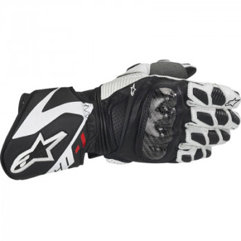 Мотоперчатки ALPINESTARS SP-1 (355810) Black-White XL