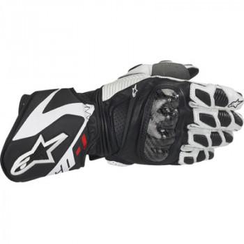 фото 1 Мотоперчатки Мотоперчатки ALPINESTARS SP-1 (355810) Black-White XL