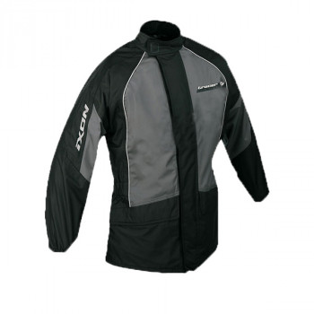 фото 1 Дождевики  Мото дождевик куртка Ixon Tracer (E5103H) Black-Grey L