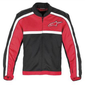Мотокуртка Alpinestars BREEZE AIR 30 Red 330197 2XL
