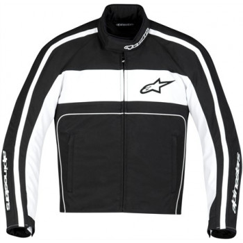 Мотокуртка Alpinestars T-DYNO WP Black/White L