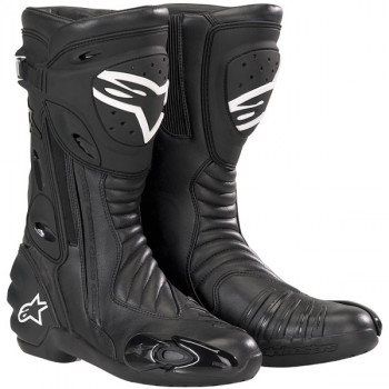 Мотоботы Alpinestars S-MX R Black 44