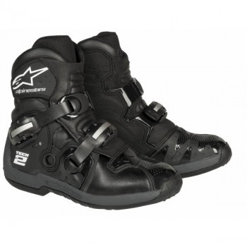 Мотоботы Alpinestars TECH 2 black 10.0
