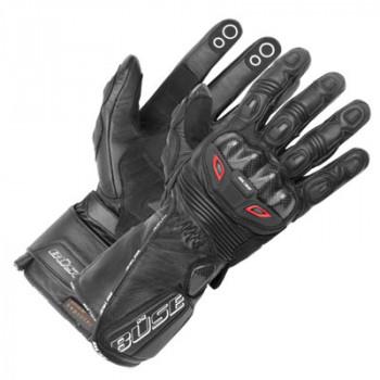 Мотоперчатки Buse Motegi Handschuh (300540) Black 9