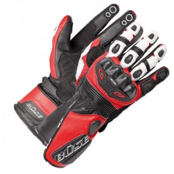 фото 1 Мотоперчатки Мотоперчатки Buse Motegi Handschuh (300542) Black-Red 8