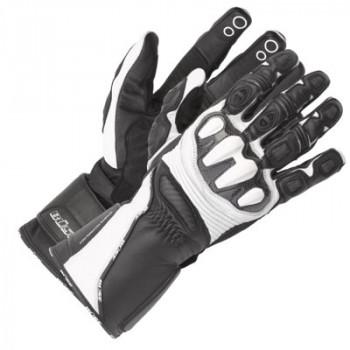 Мотоперчатки Buse Sepang Handschuh (300636) Black-White 9