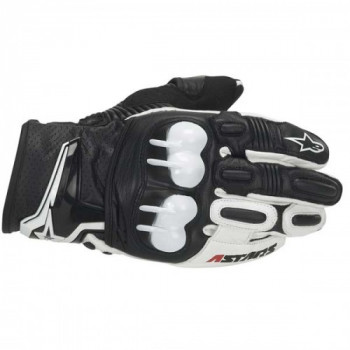 Мотоперчатки Alpinestars GPX Black-White XL