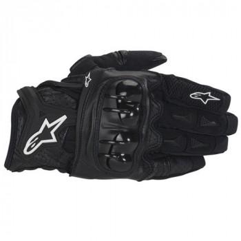 фото 1 Мотоперчатки Мотоперчатки Alpinestars ATLAS (356509) Black 2XL