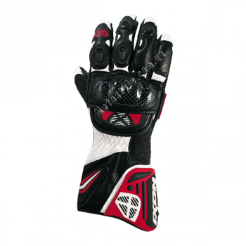 фото 1 Мотоперчатки Мотоперчатки Ixon RS KING (E6173) Black-Red XS