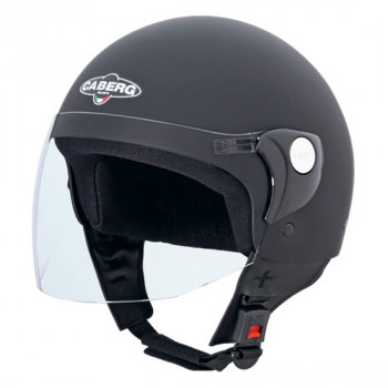 Мотошлем Caberg Cruiser Visor Matt Black XL