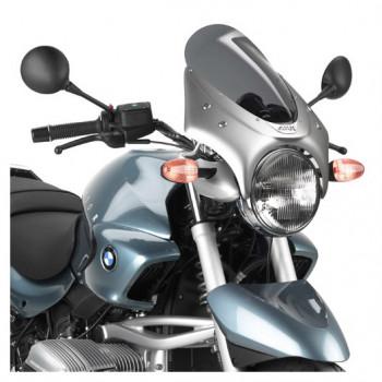 фото 1 Ветровые стекла для мотоциклов (cпойлеры) Ветровое стекло GIVI A146A900 на BMW 1150R 01