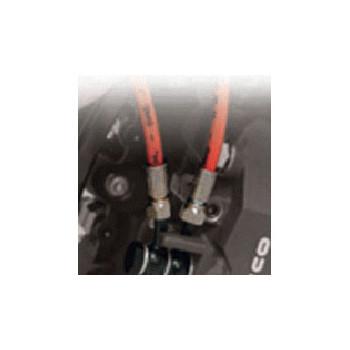 Армированные шланги Valter Moto KTFPY05 01на Yamaha R6 03-05