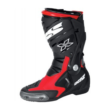 Мотоботы IXS ESTORIL Black-Red 39