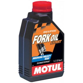 Гидравлическое масло Motul Fork Oil Expert 15W (1L)