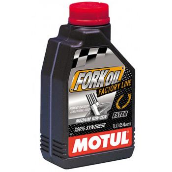 фото 1 Моторные масла и химия Гидравлическое масло Motul Fork Oil Factory Line 10W (1L)