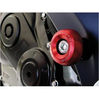 Отбойники Valter Moto PT09 04 Red на Honda