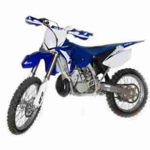 Замена пластика на кроссовые мотоциклы