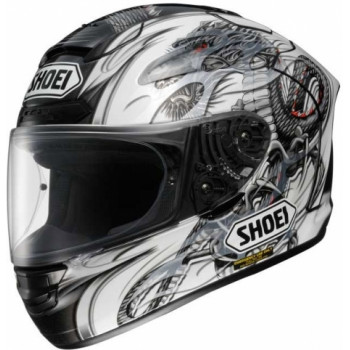 Мотошлем Shoei X-Spirit 2 Kiyonari2 TC-6 Graphic XL