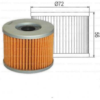 Масляный фильтр Hiflo Filtro HF531