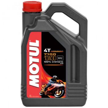 Моторное масло Motul 7100 4T 10W-30 4L