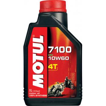 Моторное масло Motul 7100 4T 10W-60 1L