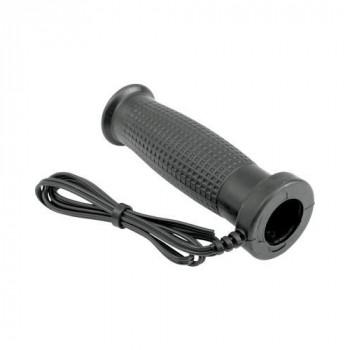 Мото ручки с подогревом Hot Grips Grey 0631-0043