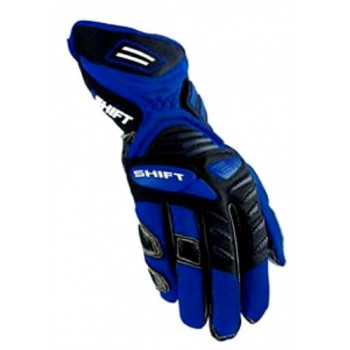Мотоперчатки SHIFT Hybrid Delta Blue M (9)