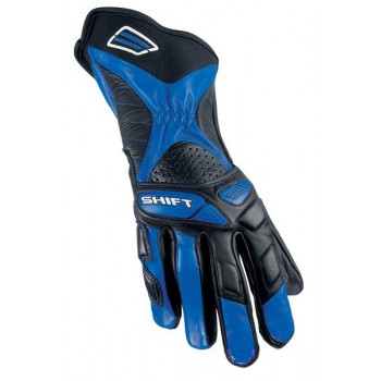 Мотоперчатки SHIFT Super Street Blue S (8)