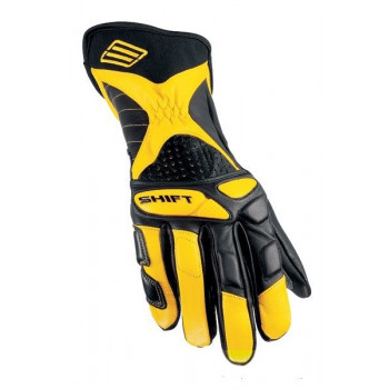 Мотоперчатки SHIFT Super Street Yellow S (8)