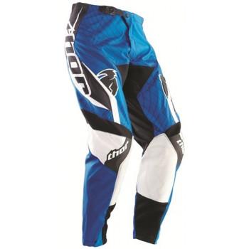 Кроссовые штаны Thor S12 Phase SPRL Black-Blue-White 32