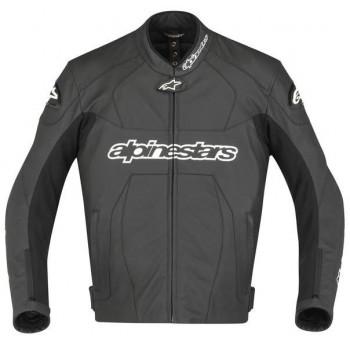 Мотокуртка ALPINESTARS GP PLUS LEATHER JACKET (3100911) - Black 50