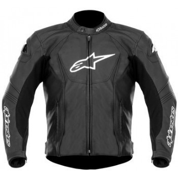 Мотокуртка Alpinestars GP-R Black 54