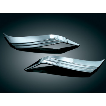 Накладка на стоп-сигналы кофра Kuryakyn Trunk Taillight Visors 3229