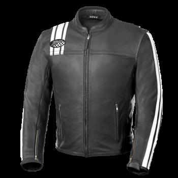Мотокуртка Buse BolD´Or Lederjacke (107930) Black-White 52